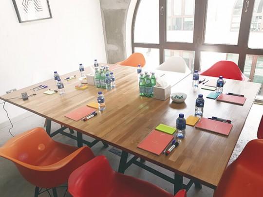 Branding - Conference Room