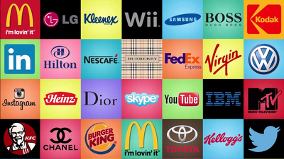 brand-names-collage